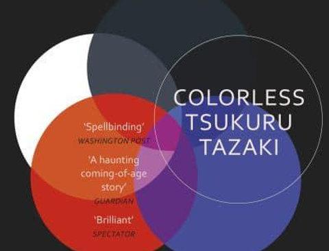 Colorless Tsukuru Tazaki and His Years of Pilgrimage, Haruki Murakami