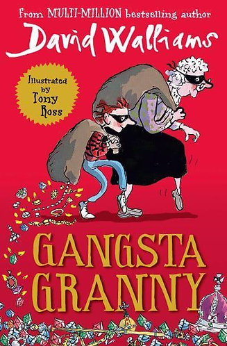 Gangsta Granny, David Walliams