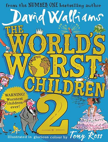 The World's Worst Children 2, David Walliams