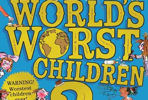 The World's Worst Children 2, David Walliams
