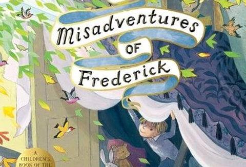 The Misadventures of Frederick, Ben Manley