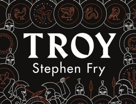 Troy, Stephen Fry