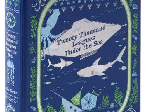 Twenty Thousand Leagues Under the Sea, Jules Verne