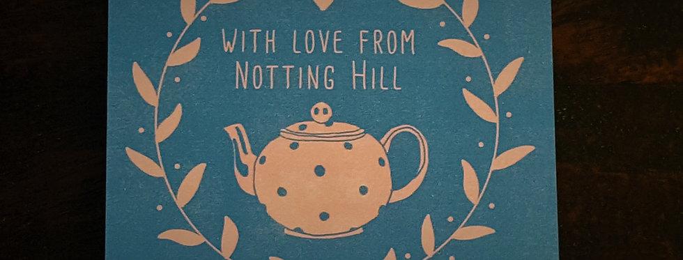 Notting Hill Bookshop Coaster 4