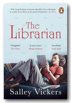 The Librarian, Salley Vickers, Signed