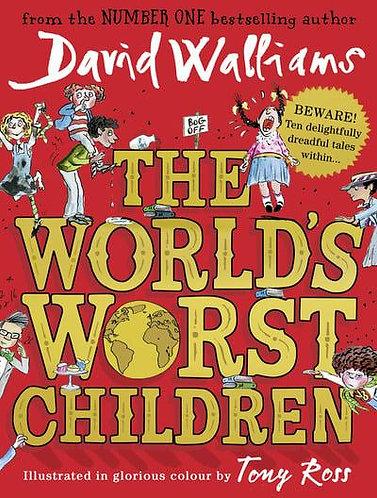 The World's Worst Children, David Walliams