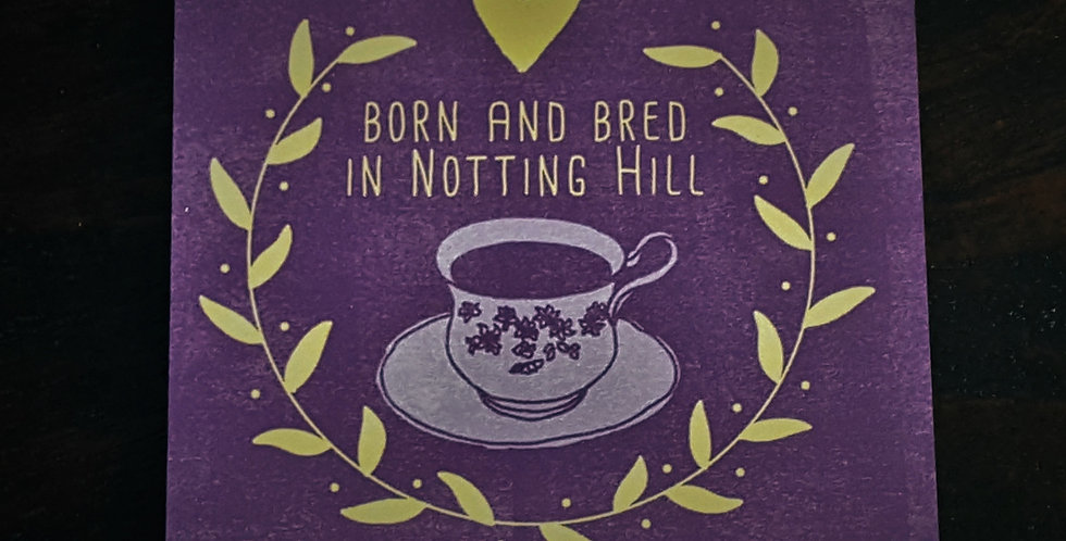 Notting Hill Bookshop Coaster 5