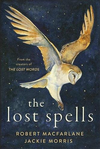 The Lost Spells, Robert Macfarlane & Jackie Morris