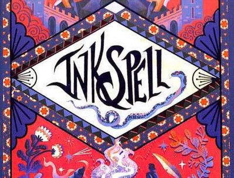 Inkspell, Cornelia Funke (Inkheart Trilogy: Book 2)