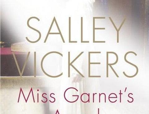 Miss Garnet's Angel, Salley Vickers, Signed