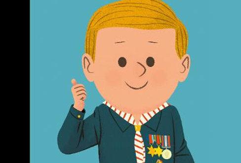 Captain Tom Moore (Little People, Big Dreams)