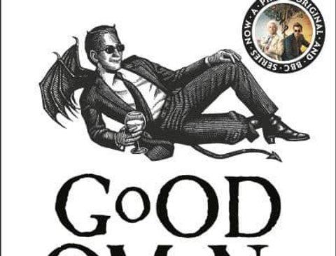 Good Omens, Terry Pratchett & Neil Gaiman