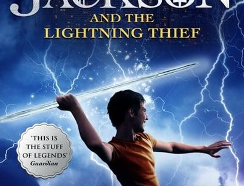 Percy Jackson and the Lightning Thief, Rick Riordan (Percy Jackson, Book 1)