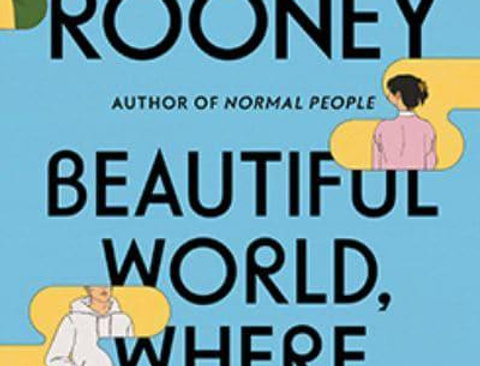 Beautiful World, Where Are You, Sally Rooney