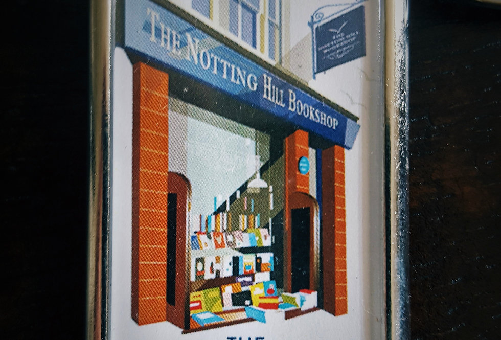 Notting Hill Bookshop Keyring 2
