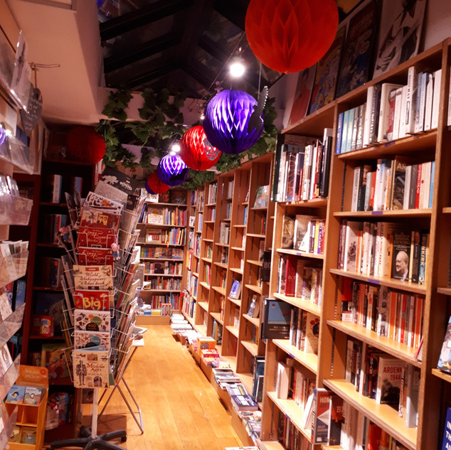 History and Children's Section