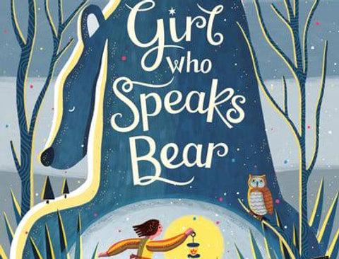 The Girl Who Speaks Bear, Sophie Anderson