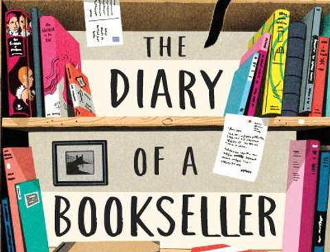 Diary of a Bookseller, Shaun Bythell