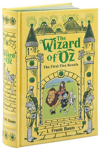The Wizard of Oz - The First Five Novels, Frank Baum