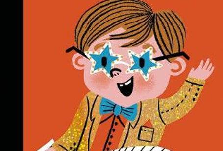 Elton John (Little People, Big Dreams)