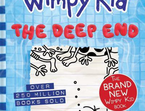 The Deep End, Jeff Kinney (Diary of a Wimpy Kid)