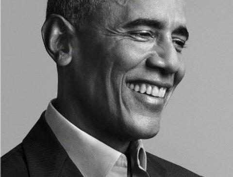 A Promised Land, Barack Obama