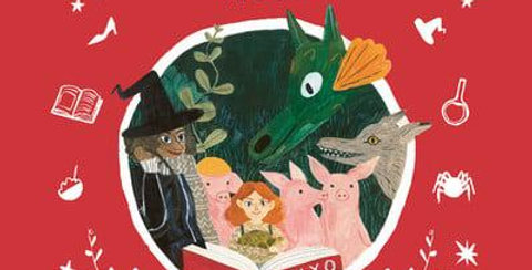 Franklin and Luna and the Book of Fairy Tales, Jen Campbell