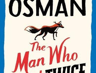 The man who died twice, Richard Osman