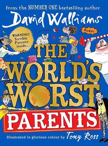 The World's Worst Parents, David Walliams