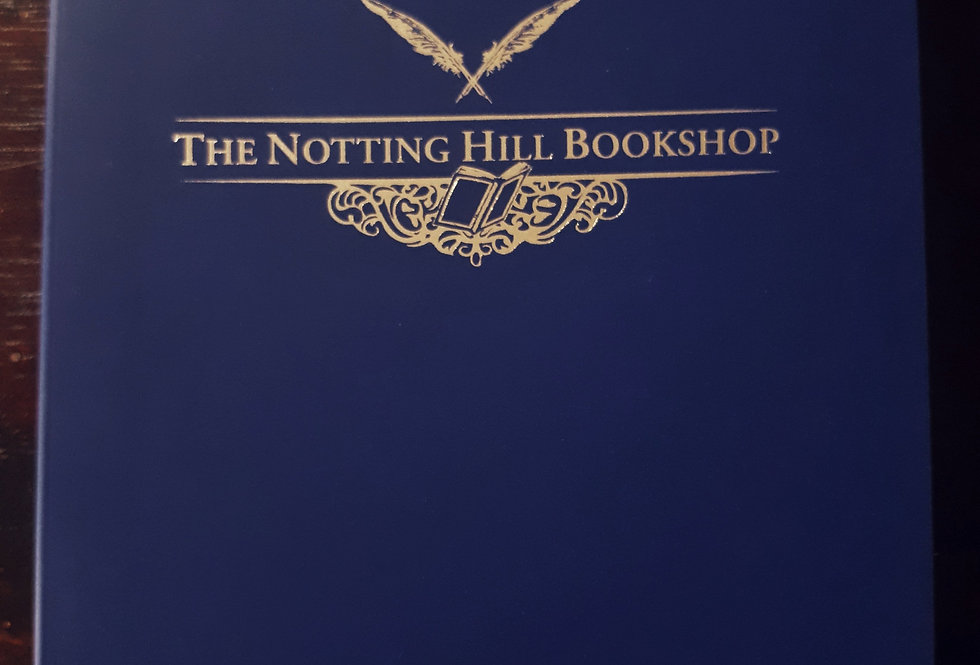 Notting Hill Bookshop Notebook A6