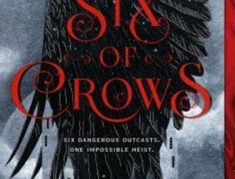 Six of Crows, Leigh Bardugo (Six of Crows, Book 1)