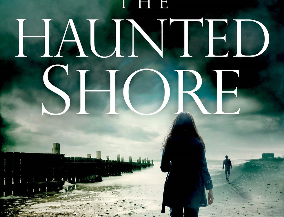 The Haunted Shore, Neil Spring, Signed