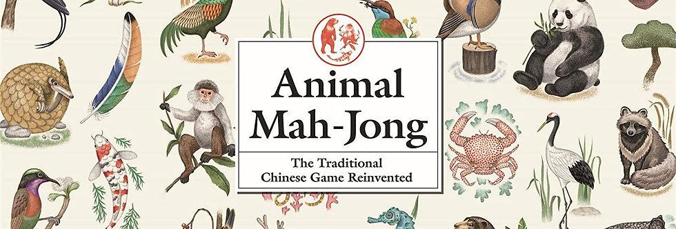 Animal Mah-Jong Game