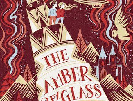 The Amber Spyglass, Philip Pullman (His Dark Materials Series, Book 3)