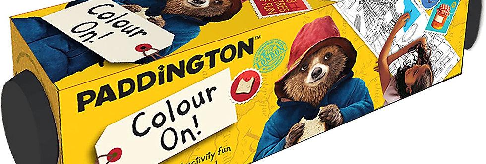 Paddington Colouring Roll