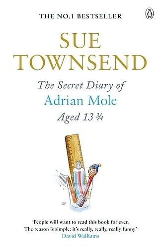 The Secret Diary of Adrian Mole Aged 13 3/4, Sue Townsend
