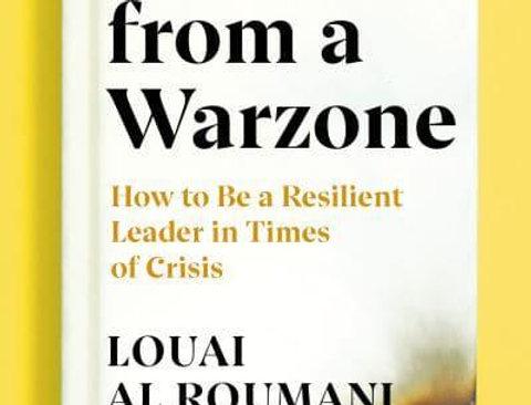 Lessons from a Warzone, Louai Al Roumani