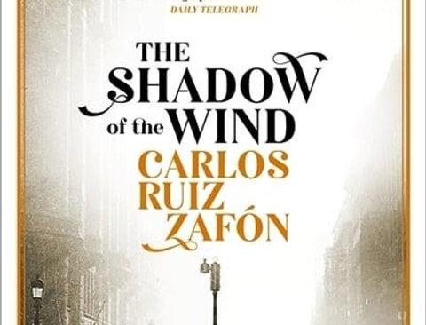 The Shadow of the Wind, Carlos Ruiz Zafón
