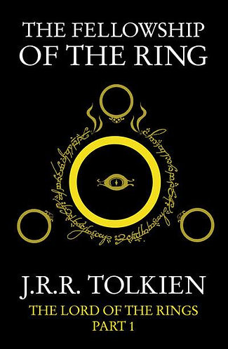 The Fellowship of the Ring, J. R. R. Tolkien (The Lord of the Rings, Part 1)