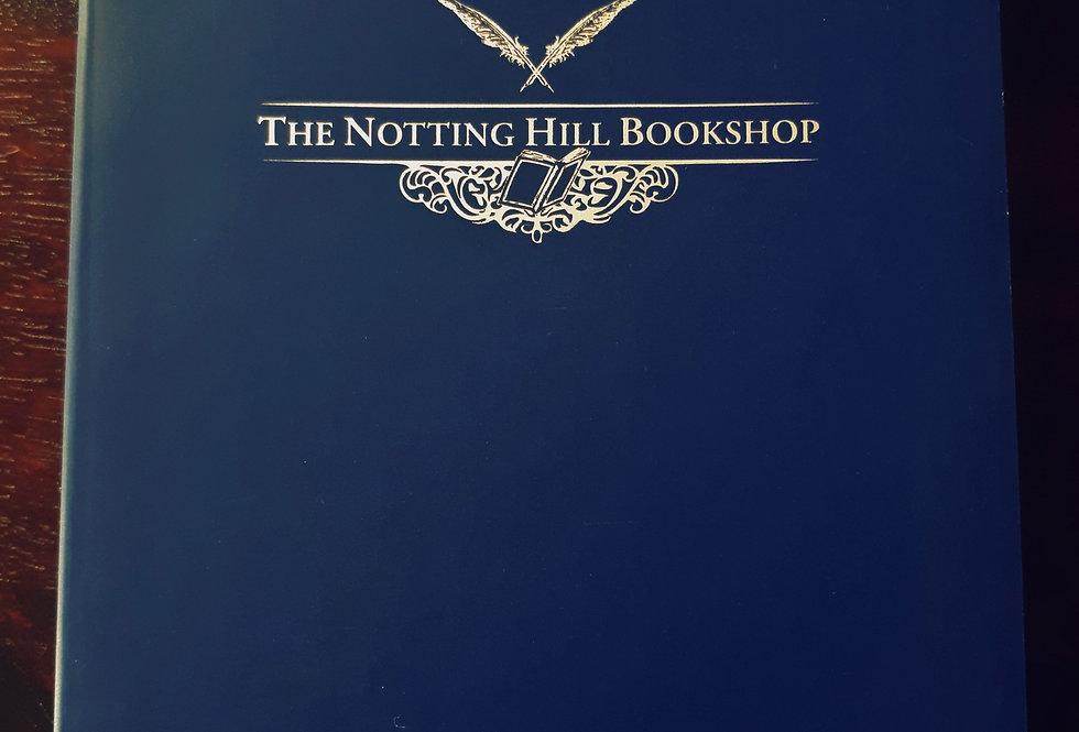 Notting Hill Bookshop Notebook A5