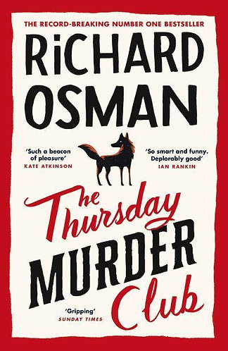 Thursday Murder Club, Richard Osman