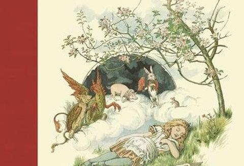 The Nursery Alice, Lewis Carroll