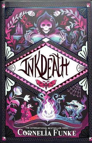 Inkdeath, Cornelia Funke (Inkheart Trilogy: Book 3)
