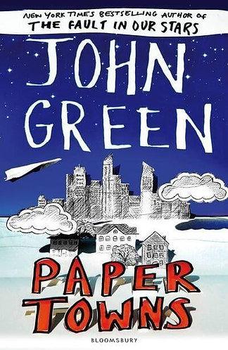 Paper Towns, John Green