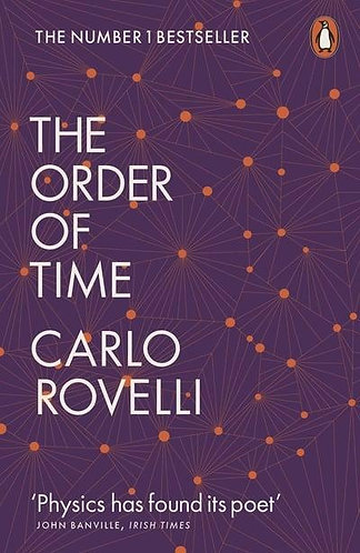 Order of Time, Carlo Rovelli