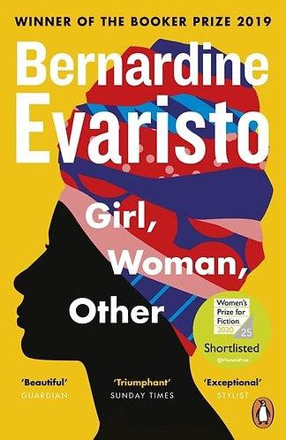 Girl, Woman, Other, Bernardine Evaristo