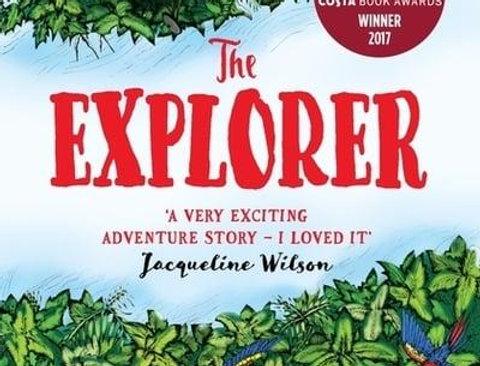The Explorer, Katherine Rundell