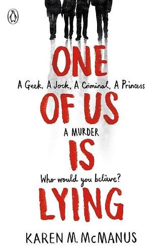 One of Us Is Lying, Karen M. McManus
