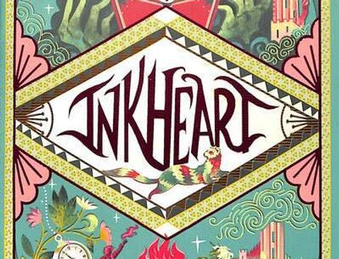 Inkheart, Cornelia Funke (Inkheart Trilogy: Book 1)