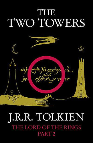 The Two Towers, J. R. R. Tolkien (The Lord of the Rings, Part 2)